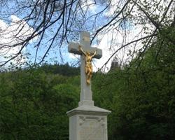 Kříž Skryje