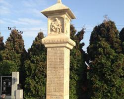 Pomník obětem 1.sv.války Pozořice