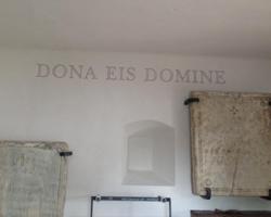 Zádušní kaple Vittingoff-Schell Předklášteří u Tišnova