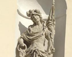 Socha sv. Floriana, Šlapanice