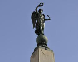 Pomník generála Kopala Znojmo